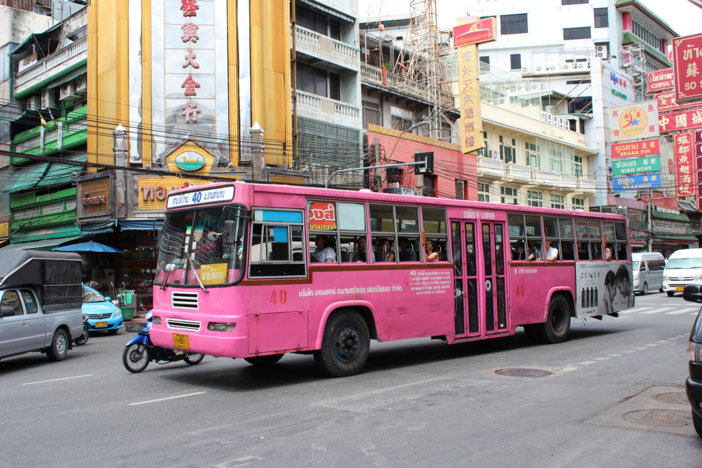 Charoen Krung Road, Bangkok