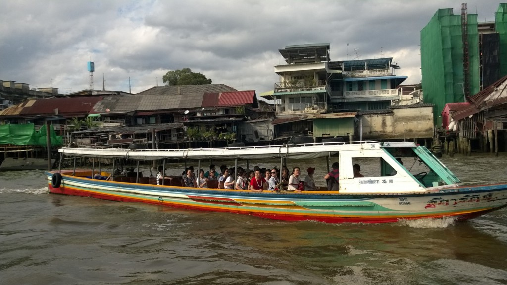 Bangkok by boat