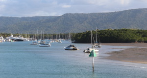 View of Port Douglas Harbour