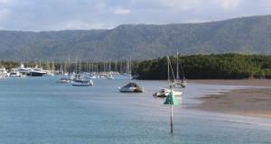 View of Port Douglas Harbour