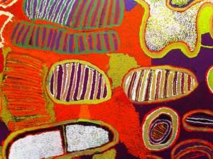 Aboriginal art, Ian Potter Centre, Melbourne
