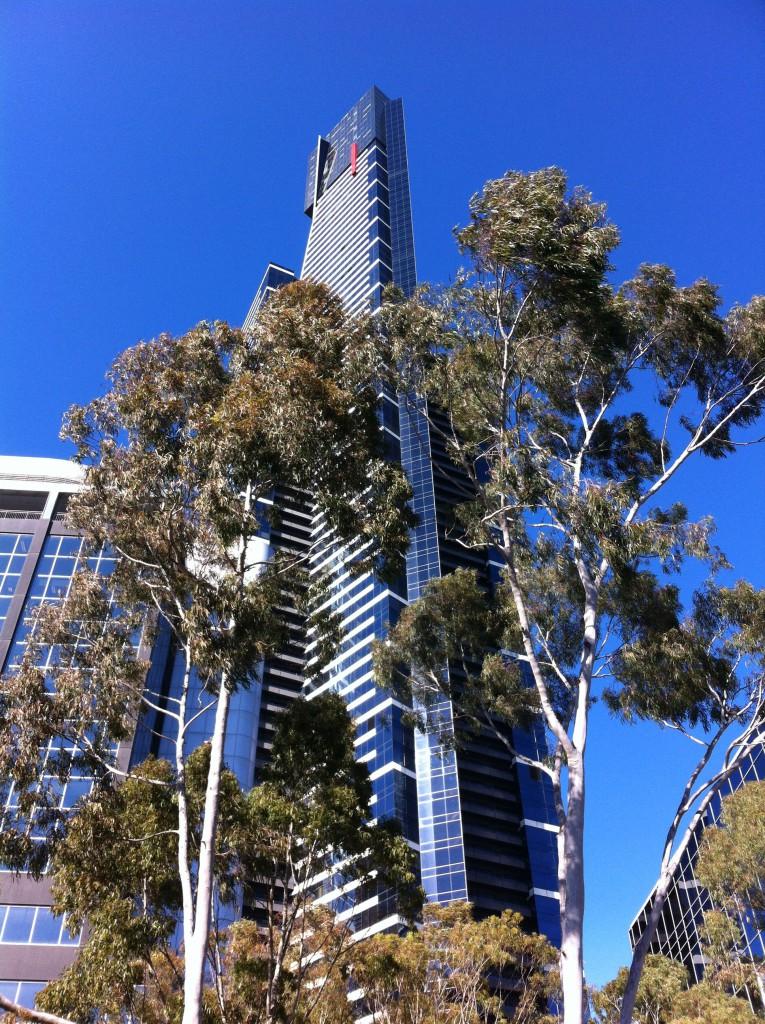 Eureka Tower, Melbourne Southbank