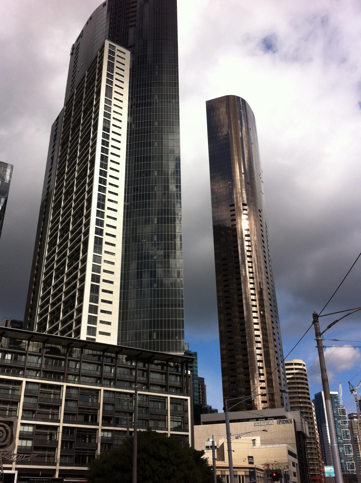 Crown Complex Melbourne