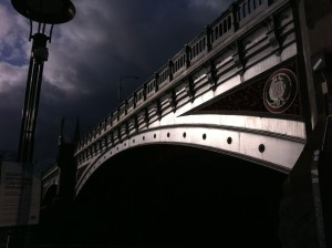Yarra bridge, Melbourne