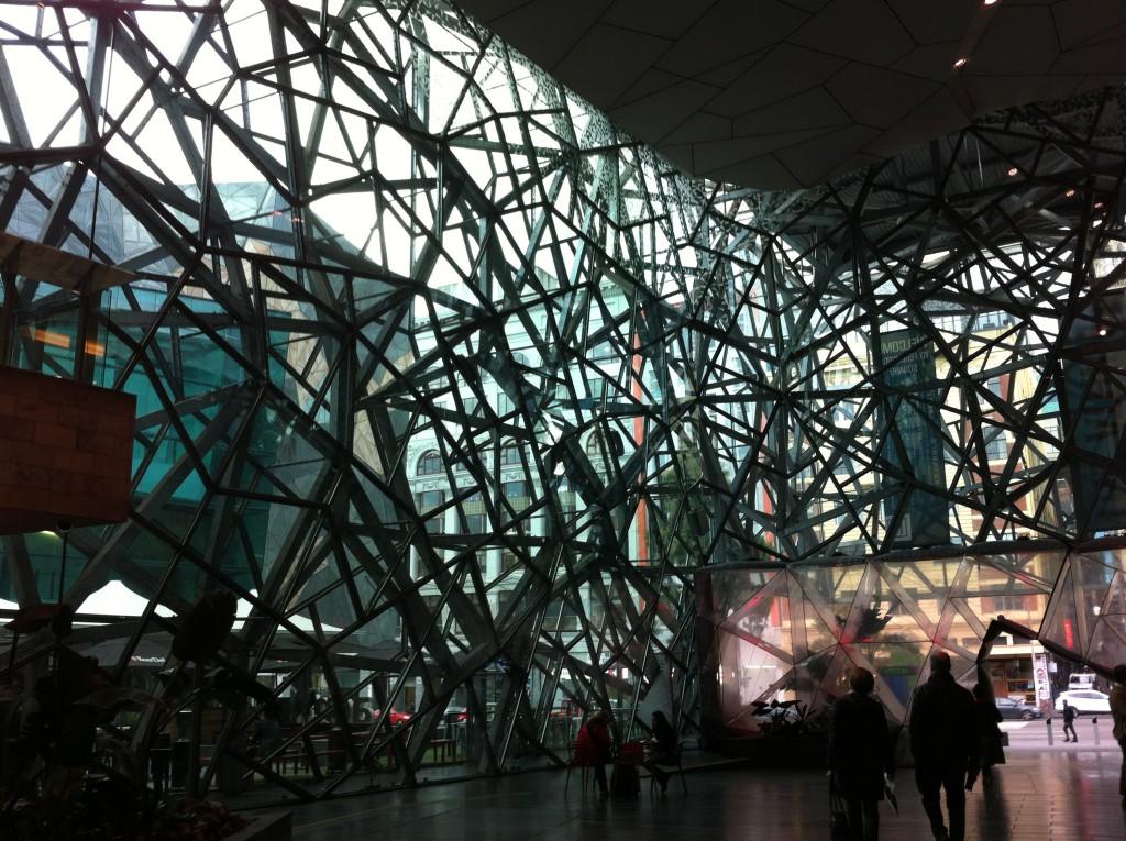 Atrium, Federation Square, Melbourne