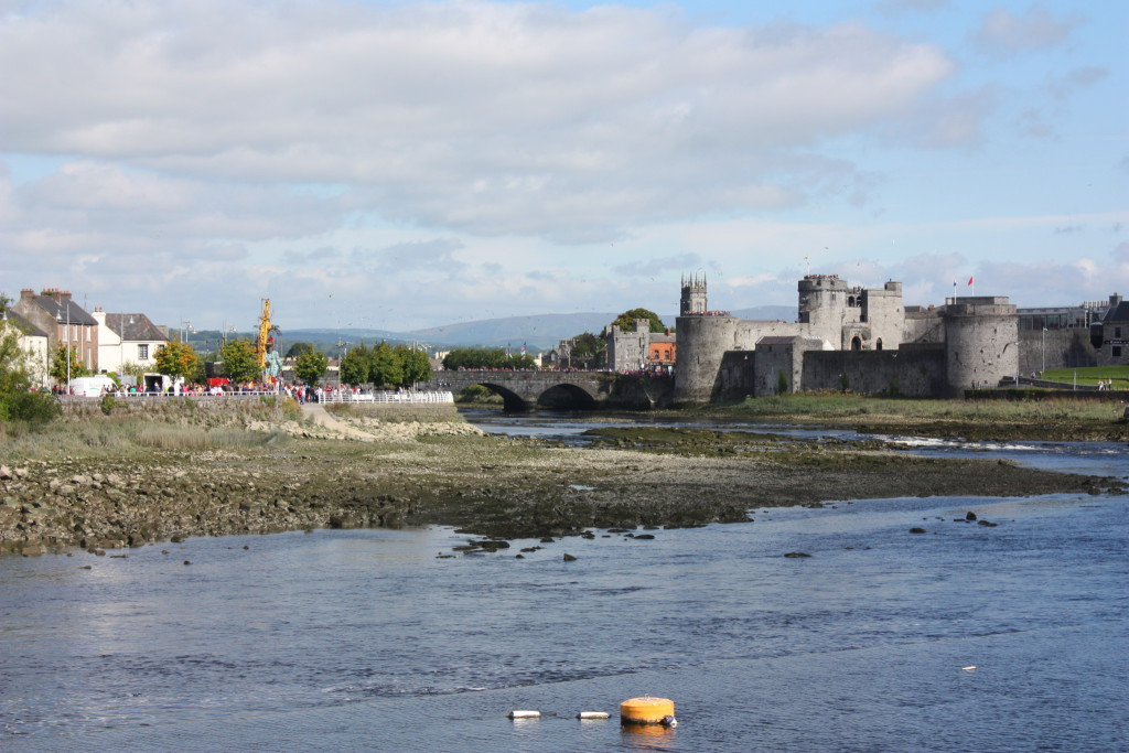 Limerick, Road trip in Ireland