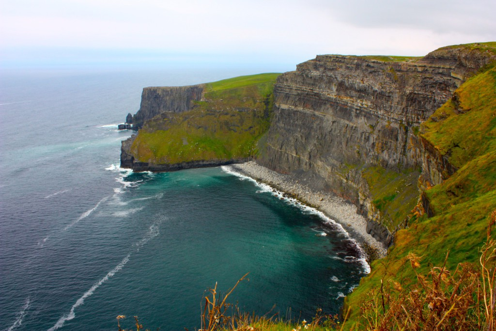The Cliffs of Moher, Road trip in Ireland