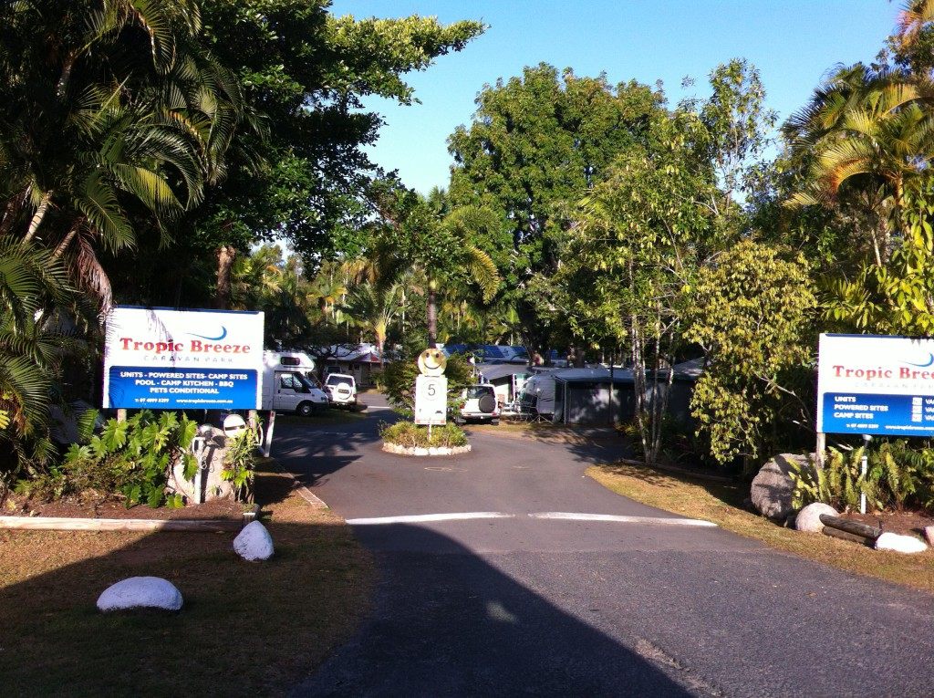 Tropic Breeze Holiday Park, Port Douglas