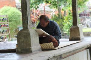 Artist, Bali