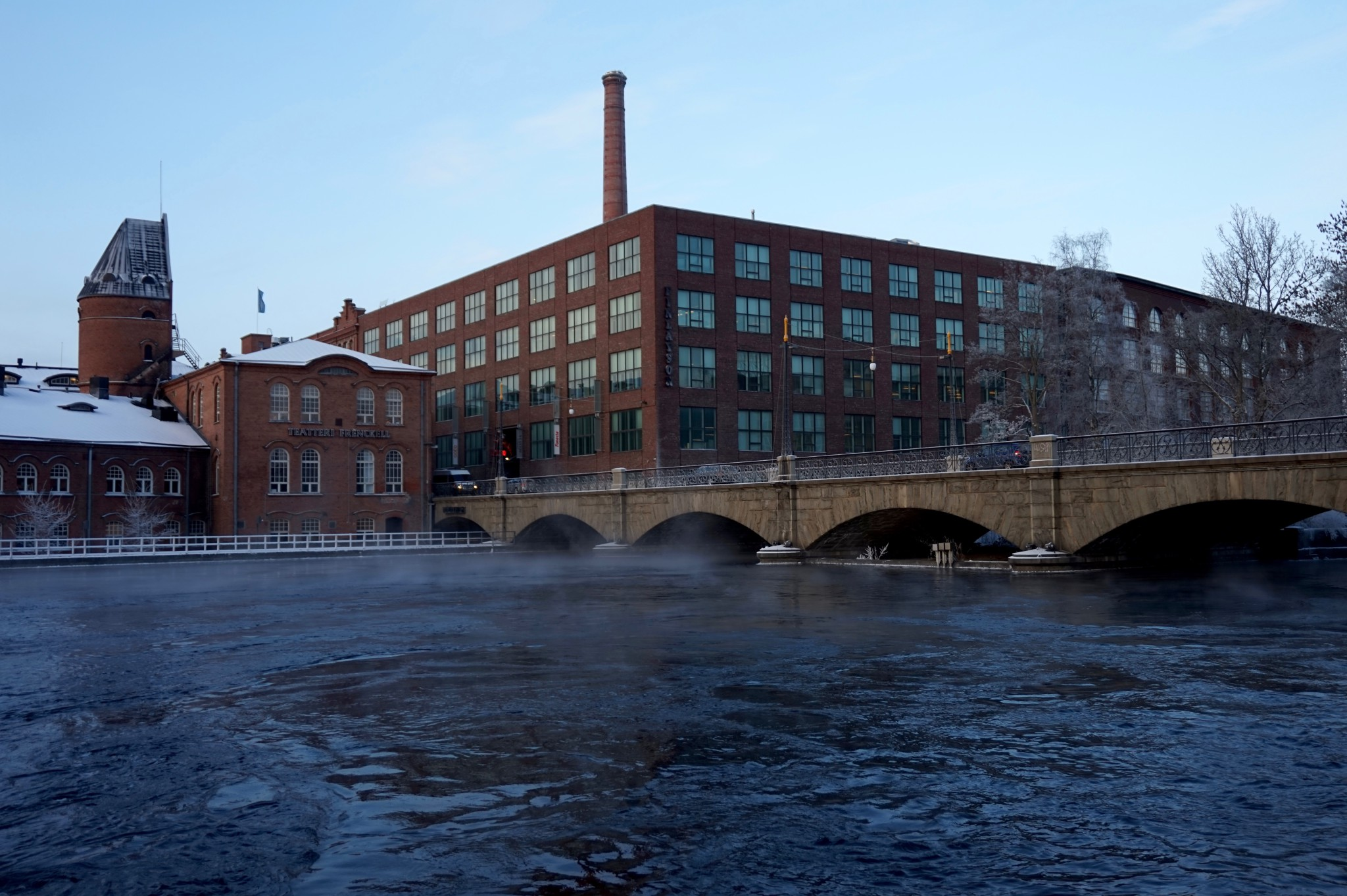 Tampere Winter Walk Routes And Trips