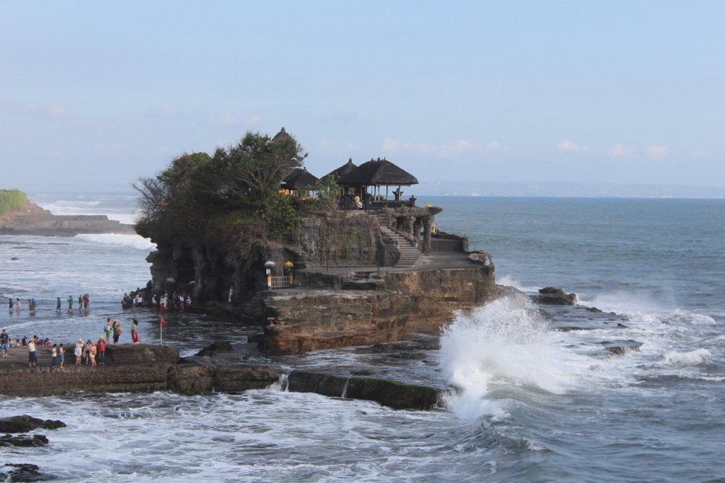 Tanah Lot sunset, Day Trip to West Bali