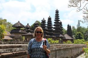Visiting Pura Taman Ayun, Bali