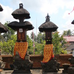 Bali home temple maru towers
