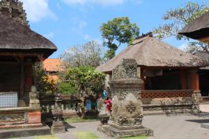 Pura Desa temple