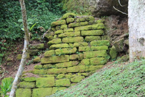 Goa Gajah bricks