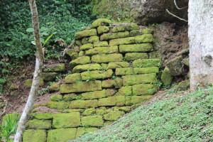 Goa Gajah bricks