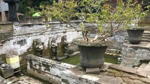 Goa Gajah ruins