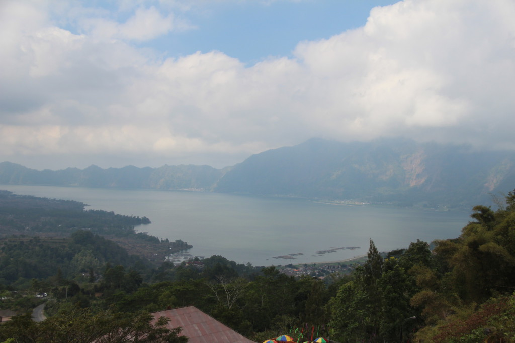 Lake Batur, day trip to Central Bali