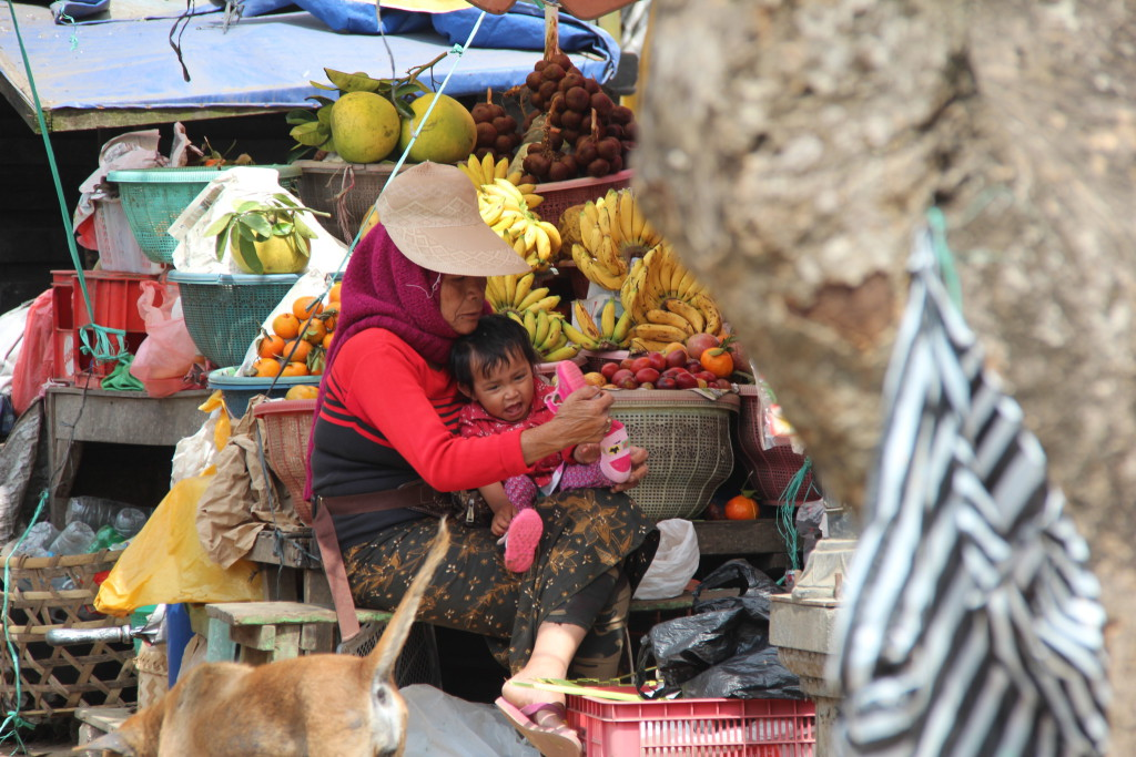 Kintamani local people