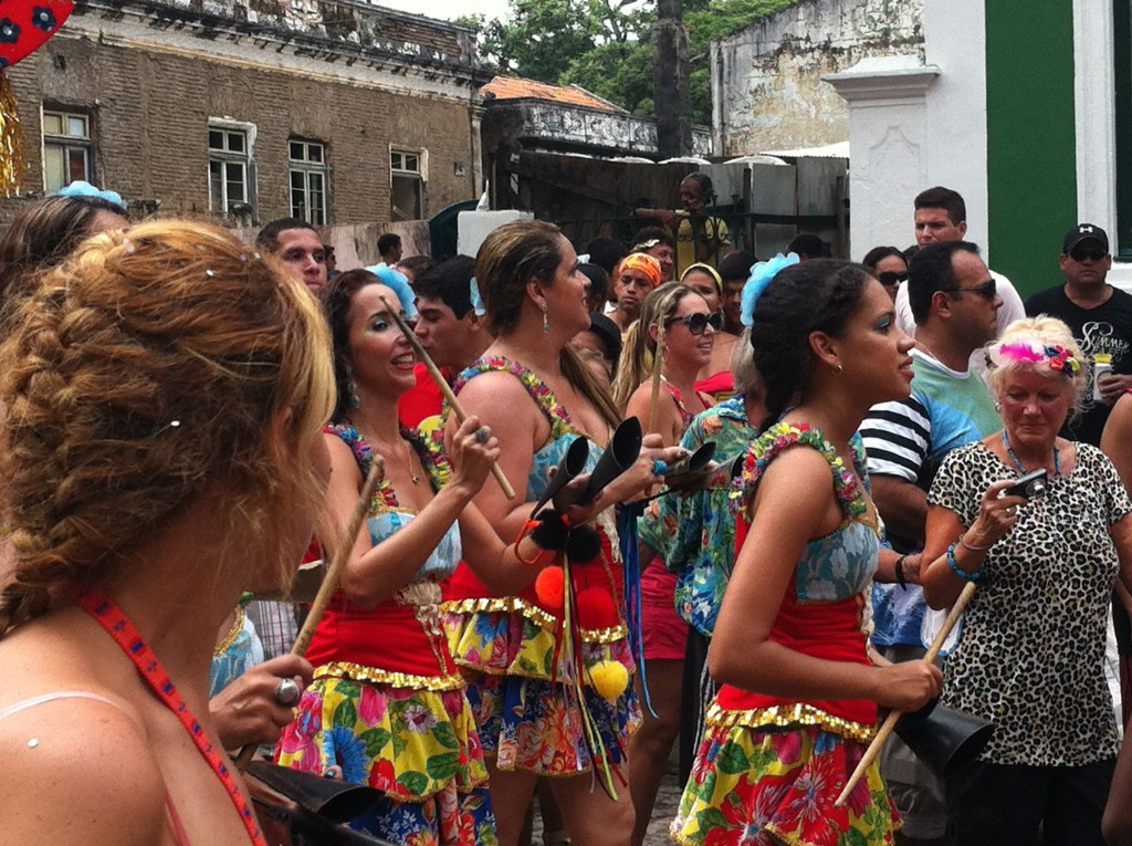 Olinda Carnival parade