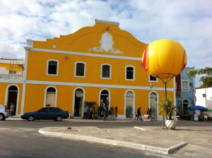 Olinda yellow house
