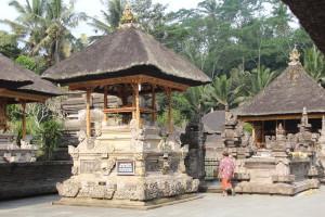 Pura Tirta Empul temple buildings