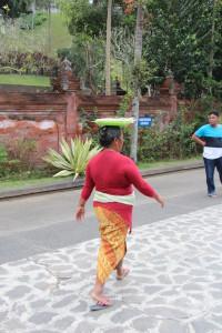 Pura Tirta Empul temple visitor
