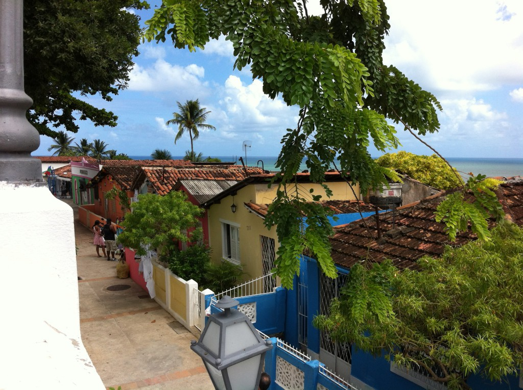Side street in Olinda