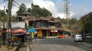 Village at Mt. Batur