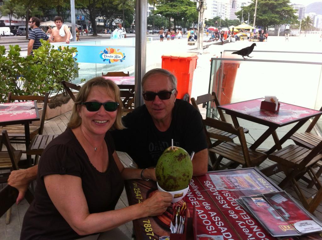 Copacabana cafe