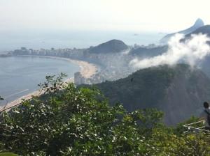 Copacabana from Sugar Loaf