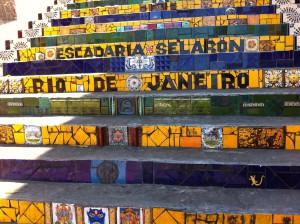 Lapa Steps Rio de Janeiro