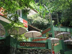 Parque National da Tijuca restaurant