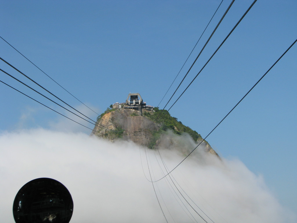 Sugar Loaf Mountain cable car