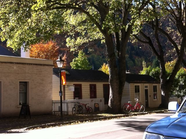 Arrowtown houses