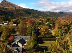 Arrowtown in autumn