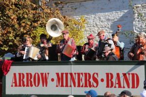 Arrowtown Miners Band