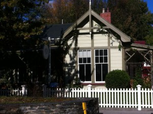 Arrowtown restaurant