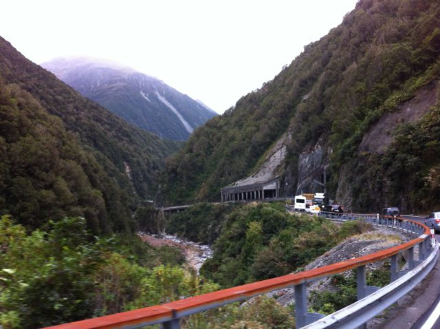 Arthur's Pass to West Coast