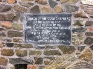 Church of the Good Shepherd history