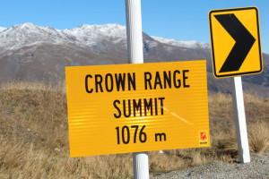 Crown Range Summit
