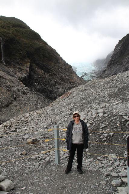 Franz Josef Glacier walking trail