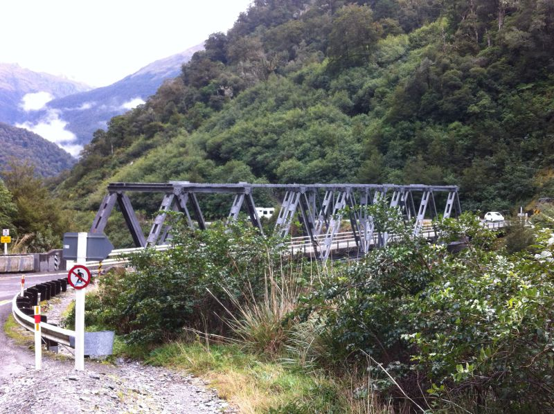 Gates of Haast, West Coast to Queenstown drive