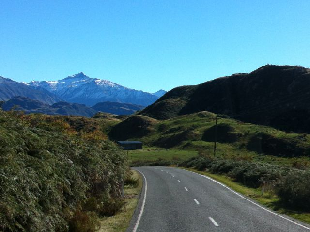 Glendhu Bay Road