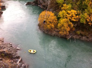 Kawarau Gorge lifesaving