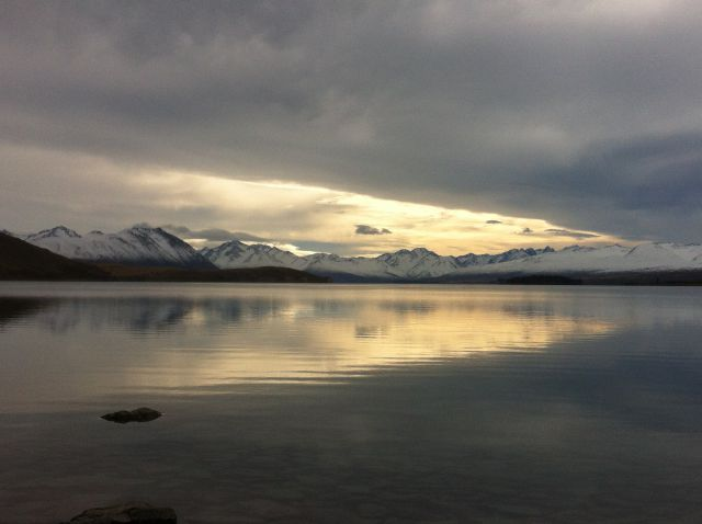 Lake Tekapo, Mount Cook to Christchurch