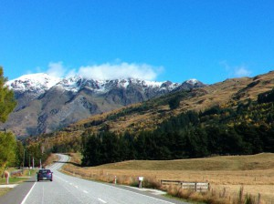 Malaghans Road Queenstown to Arrowtown