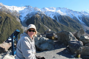 Mount Cook walking