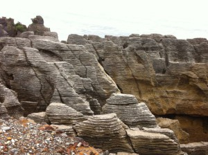 Paparoa National Park Pancake Rocks