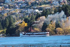 Queenstown Lake Wakatipu cruise